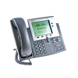 Cisco IP Phone 7941G - VoIP phone - SCCP